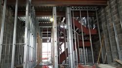 3 Floor Building Framing