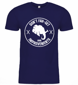 Front Side Shirt Navy