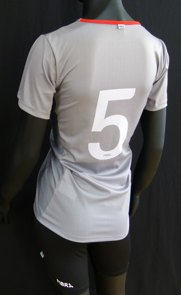 Camiseta con manga