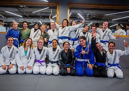 Last Saturday ladies open mat 😎🔥🥋 tha