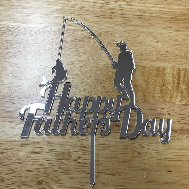 Father'd day topper