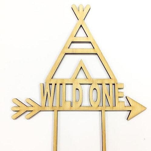 Wild One Tee-Pee