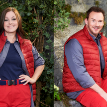 I'M A CELEB: RUTHIE HENSHALL AND RUSSELL WATSON JOIN CAST