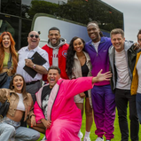 E4's CELEBRITY GHOST TRIP REVEALS FIRST FIVE PAIRINGS