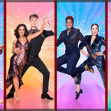 STRICTLY COME DANCING PAIRINGS REVEALED