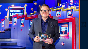 ALAN CARR RETURNS FOR MORE EPIC GAMESHOW ON ITV