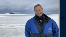 ALEXANDER ARMSTRONG MAKES HIS CHANNEL 5 DEBUT WITH ICELAND TRAVELOGUE