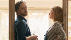 TOGETHER: JAMES McAVOY AND SHARON HORGAN TO STAR IN BBC DRAMA