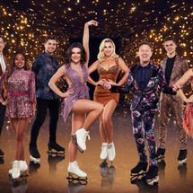 DANCING ON ICE: PRODUCTION PAUSED AND THIS WEEKEND'S SHOW CANCELLED