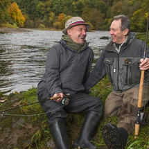 GONE FISHING RENEWED BY BBC TWO