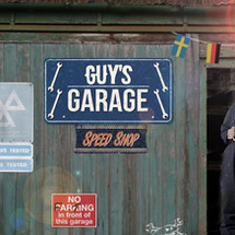 CHANNEL 4 COMMISSION GUY'S GARAGE