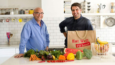 GREGG WALLACE QUITS BBC'S EAT WELL FOR LESS