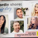MTV ANNOUNCE GEORDIE SHORE: THEIR STORY