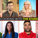 COOKING WITH THE STARS: CELEBS AND PRO CHEFS REVEALED FOR NEW ITV SERIES
