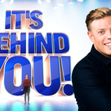 ROB BECKETT TO FRONT ITV GAMESHOW PILOT 'IT'S BEHIND YOU'