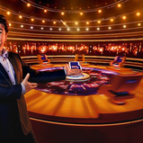 MICHAEL McINTYRE TAKES THE WHEEL STATESIDE FOR NBC