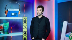 COMEDY CENTRAL ANNOUNCE 'RHOD GILBERT'S GROWING PAINS'
