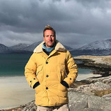 IN SACRED ISLANDS: BEN FOGLE TO FRONT BBC DAYTIME SERIES