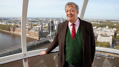 PREVIEW: Stephen Fry's 21st Century Firsts, ITV