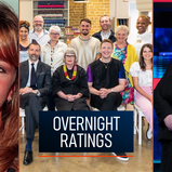 OVERNIGHT RATINGS: WEDNESDAY 05 MAY 2021