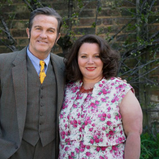 THE LARKINS: FIRST LOOK IMAGE AT NEW ITV DRAMA