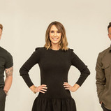 THE ONE SHOW: JERMAINE JENAS AND RONAN KEATING JOIN AS CO-HOSTS