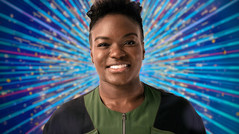 NICOLA ADAMS TO MAKE HISTORY AS STRICTLY'S FIRST SAME-SEX COUPLE