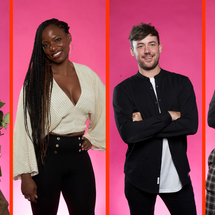 FIRST DATES: MEET THIS WEEK'S DATERS (16 FEB)