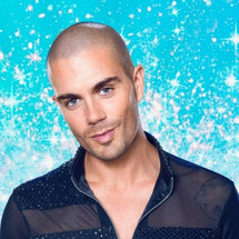 STRICTLY: MAX GEORGE ELIMINATED FROM THE COMPETITION