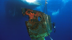 TITANIC: CHANNEL 4 TO GO INTO THE HEART OF THE WRECK