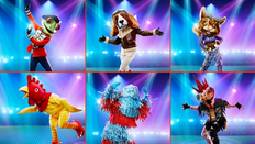 THE MASKED DANCER UK: SERIES 1 COSTUMES REVEALED