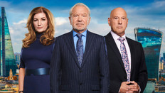 THE APPRENTICE 'DELAYED UNTIL EARLY 2022'