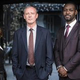 FILMING COMMENCES ON SECOND SERIES OF ITV DETECTIVE DRAMA GRACE