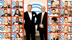 CELEBRITY MASTERCHEF LINE-UP REVEALED