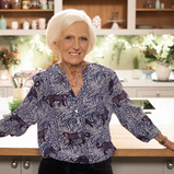 MARY BERRY COOKS UP FANTASTIC FEASTS FOR BBC ONE