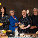 CHANNEL 4 CONFIRM BAKE OFF FESTIVE SPECIALS
