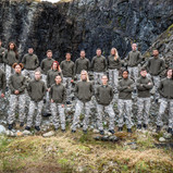 SAS WHO DARES WINS: MEET THIS YEAR'S RECRUITS (PICTURES)