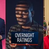 OVERNIGHT RATINGS: WEDNESDAY 28 APRIL 2021