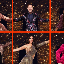 DANCING ON ICE: WEEK ONE SONG CHOICES REVEALED