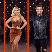 DANCING ON ICE: WEEK TWO SKATES REVEALED