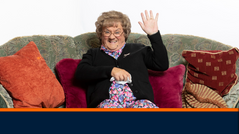 Mrs Brown's Boys Live | Halloween Special Preview (BBC One)