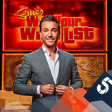 CHANNEL 5 TO AIR REMAINING EPISODES OF GINO'S WIN YOUR WISHLIST