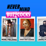 NEVERMIND THE BUZZCOCKS REBOOTED BY SKY