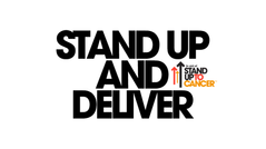 STAND UP AND DELIVER FOR SU2C TO RECORD