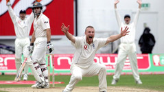 LIVE TEST CRICKET RETURNS TO CHANNEL 4
