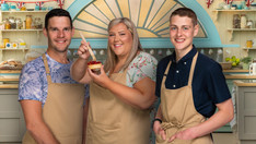 PREVIEW: Bake Off Final (Pictures)