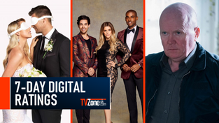7-DAY DIGITAL RATINGS: 15-21 FEBRUARY 2021
