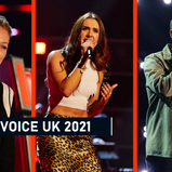 PICTURES: THE VOICE 2021 (EPISODE 1)