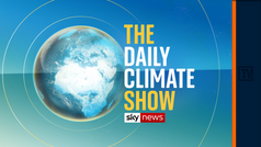 SKY NEWS TO LAUNCH DEDICATED CLIMATE CHANNEL DURING COP26