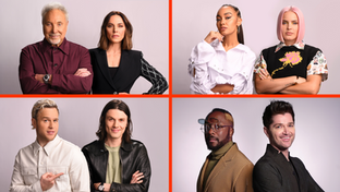 THE VOICE: GUEST MENTORS REVEALED AHEAD OF THE SEMI-FINALS